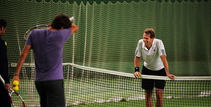 Stefan Edberg dünya tenis efsanesi